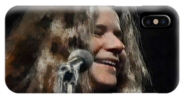 Janis IPhone Case