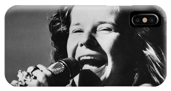 Janis Joplin (1943-1970) IPhone Case