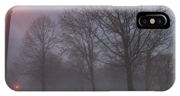 January Fog 3 IPhone Case