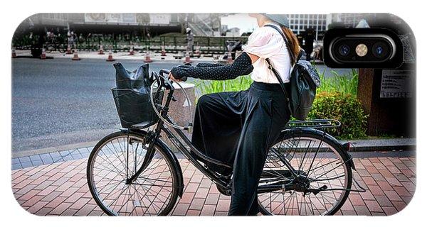 Japan Bike IPhone Case