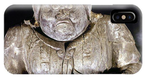Japan: Buddhist Statue IPhone Case