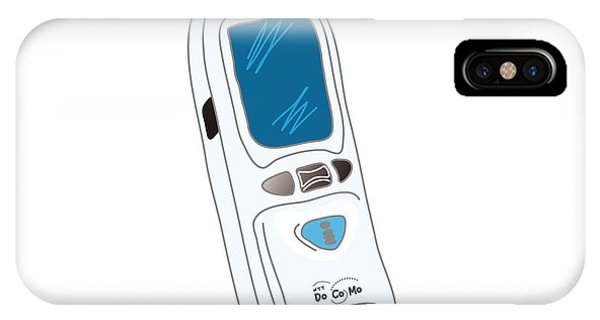iPhone Case - Japanese Classic Phone by Moto-hal