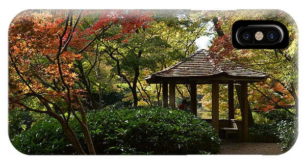 IPhone Case featuring the photograph Japanese Gardens 2577 by Ricardo J Ruiz de Porras