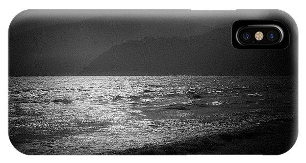 Japanese Sea #1940 IPhone Case