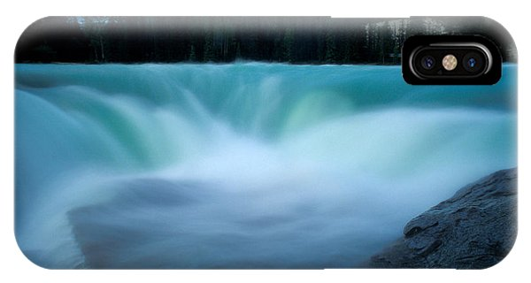 Jasper - Athabasca Falls 2 IPhone Case