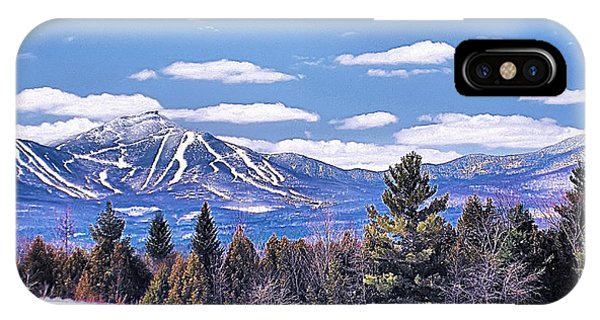 Jay Peak IPhone Case