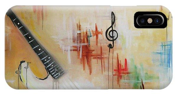 Jazz 001 IPhone Case