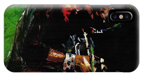 African American iPhone Case - Jazz Miles Davis 1 by Yuriy Shevchuk