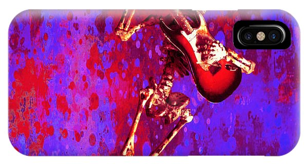IPhone Case featuring the photograph Jazzer by Jeff Gettis