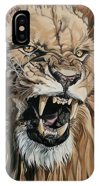 Jealous Roar IPhone Case