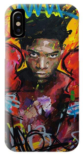 Jean-michel Basquiat IPhone Case