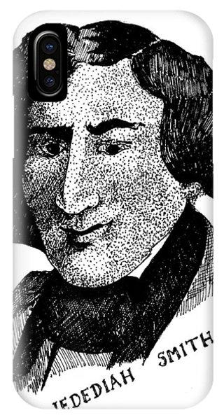 Jedediah S. Smith IPhone Case