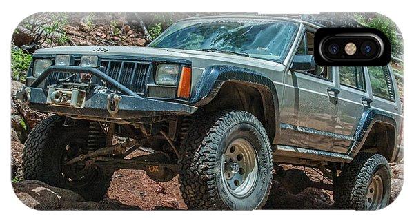 Jeep Cherokee IPhone Case