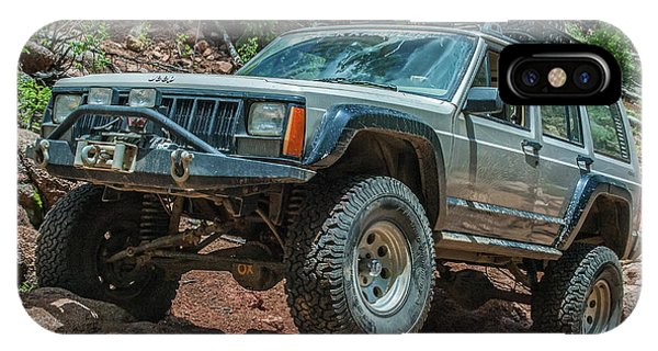Jeep Cherokee IPhone Case