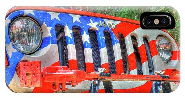 Jeep Usa IPhone Case
