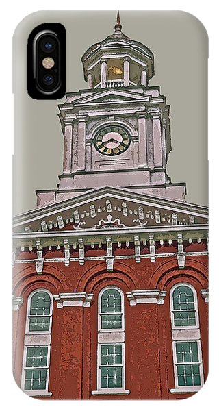 Jefferson County Courthouse IPhone Case