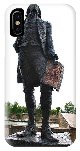 Jefferson In Paris IPhone Case
