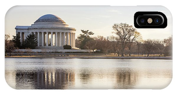 Jefferson Morning IPhone Case