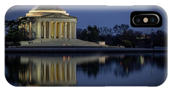 Jefferson Reflecting IPhone Case