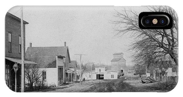 Midwest iPhone Case - Jefferson Street by Greg Joens