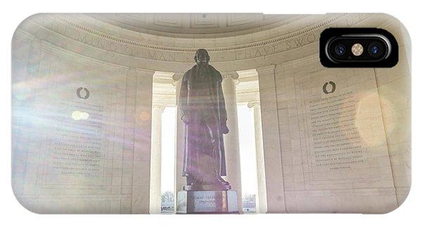 Jefferson Sunlight IPhone Case