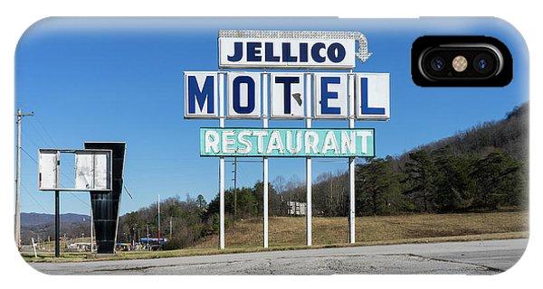Jellico Motel IPhone Case