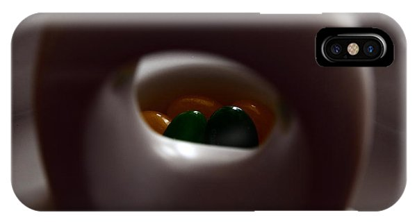 IPhone Case featuring the photograph Jelly Bean Buddha by Richard Ricci