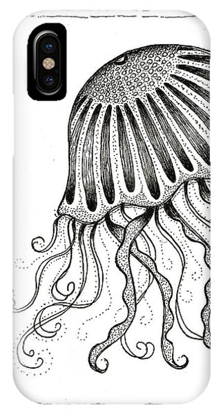 Jelly Fish IPhone Case