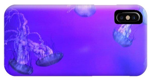 Jellyfish 1 IPhone Case
