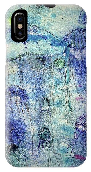 Jellyfish I IPhone Case