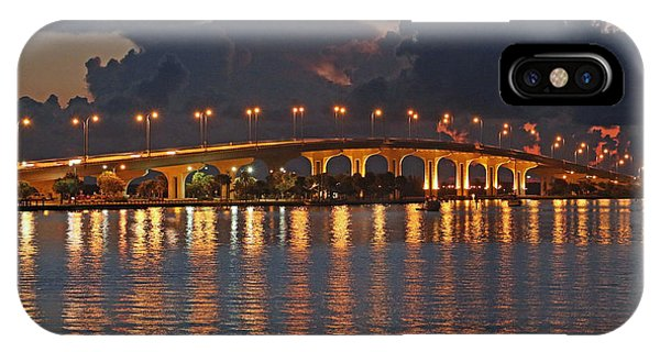 Jensen Beach Causeway IPhone Case