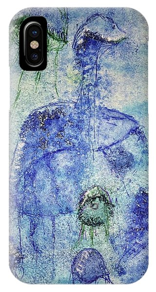 Jerllyfish II IPhone Case