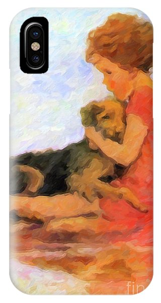 Jessie And Me IPhone Case