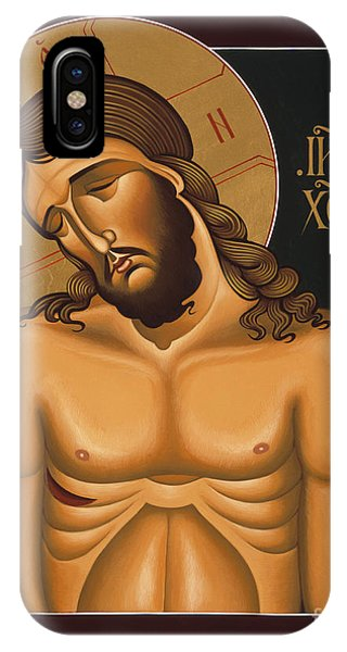 Jesus Christ Extreme Humility 036 IPhone Case