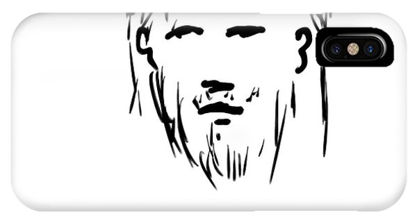 Jesus Christ Head IPhone Case
