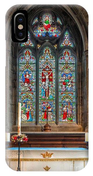 Poppies iPhone Case - Jesus Of Nazareth by Adrian Evans