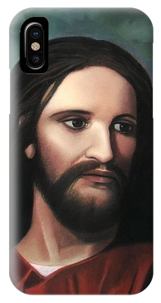 Jesus Of Nazareth - King Of Kings IPhone Case