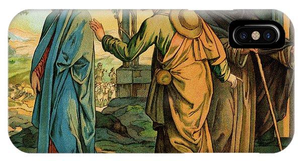 Awakening iPhone Case - Jesus Resurrected  Bible, New Testament by English School