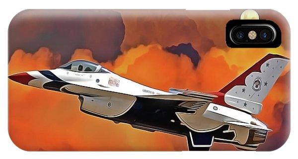 iPhone Case - Jet Set by Harry Warrick