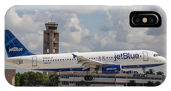 Jetblue Fll IPhone Case