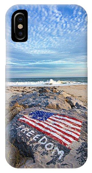 Jetty Four Beach IPhone Case