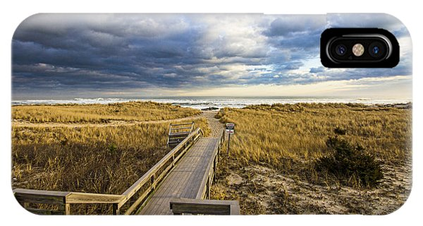 Jetty Four Walkway IPhone Case