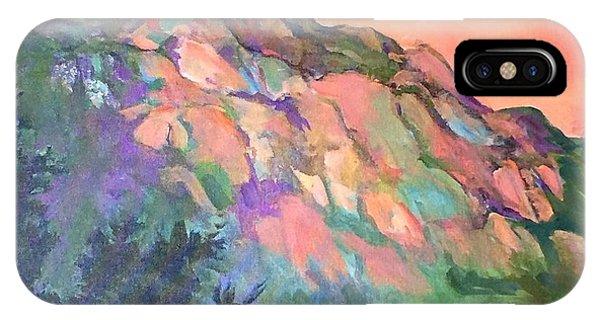 Jewel Mountain 1. IPhone Case