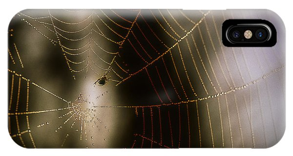 Jeweled Weaver IPhone Case