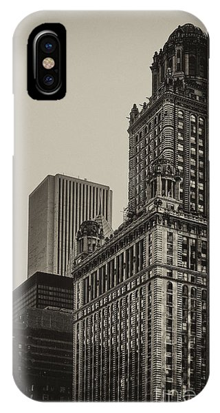 iPhone Case - Jewelers Building by Andrew Paranavitana