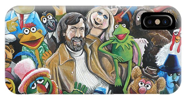 Jim Henson And Co. IPhone Case