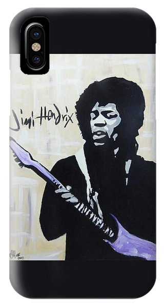 Jimi Gretness IPhone Case