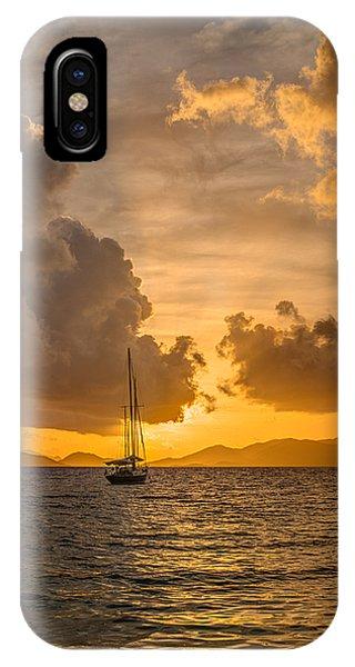 Jimmy Buffet Sunrise IPhone Case