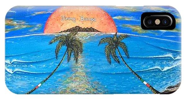 Jimmy Bumps Dream IPhone Case