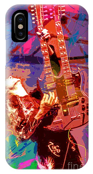 Jimmy Page Stairway To Heaven IPhone Case